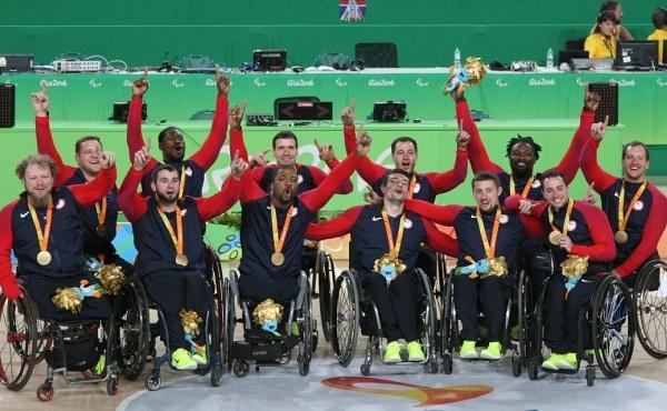 Beide USA-Teams holen Gold bei den Paralympics