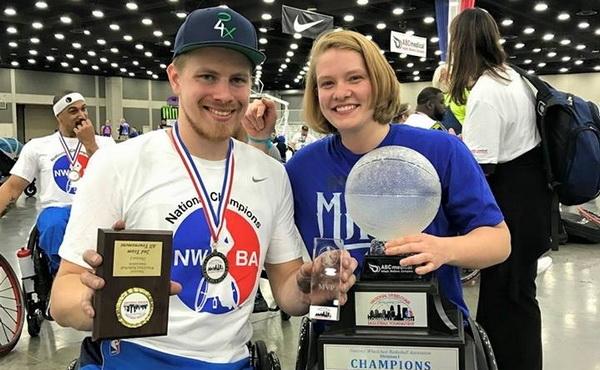 Andy Kraft kürt sich zum NWBA-Champion und wird zum Final-MVP gewählt