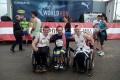 Nationalteamspieler beim Wings for Life Run – Wastian gewinnt Rolli-Wertung