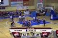 Bittere Auftaktniederlage bei der EM gegen Lettland